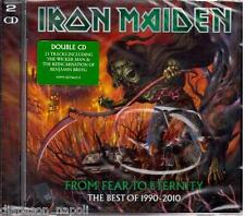 Iron Maiden: From Fear To Eternity: The Best Of 1990-2010 - CD