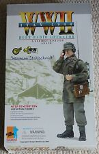 "Dragon Action Figure 1/6 ww11 tedesco HERMANN 70374 12"" in scatola ha fatto Cyber HOT Toy"
