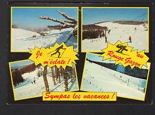 SAINT-MAURICE (88) Sport d'hiver à la FERME-RESTAURANT du ROUGE-GAZON