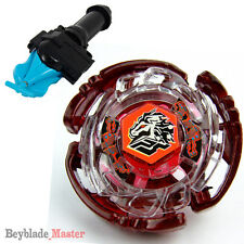 Fusion METAL Beyblade DS Cyber Pegasus (Astro S-pegasis)+BLUE LAUNCHER+GRIP