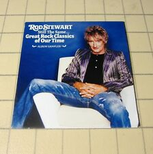 Rod Stewart - Still The Same Great Rock Classics of Our Time USA Promo CD #118