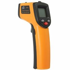 Non-Contact Laser LCD Display Digital IR Infrared Thermometer Temperature Meter