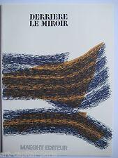 UBAC RAOUL LITHOGRAPHIE ORIGINALE 71 DERRIERE LE MIROIR 195 ORIGINAL LITHOGRAPH