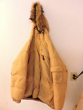 North Face McMurdo Style Cold Weather Down XL Parka Coat Jacket Tan Brown
