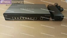 Cisco SG300-10P-K9 Gigabit PoE Small Business managed switch