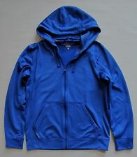 Nike Men's Therma-fit Hoodie Small Knock out Royal Blue Full Zip Training Jacket