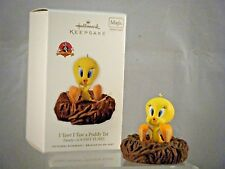 "2010 Hallmark Looney Tunes, ""I Tawt I Taw a Puddy Tat"" Tweety   Magic"