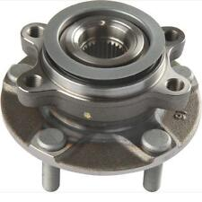 FOR NISSAN QASHQAI X-TRAIL  XTRAIL DCi 2007-2012 FRONT WHEEL BEARING HUB NEW