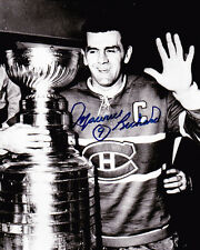Maurice Richard Signed Montreal Canadiens 8x10 Photo REPRINT