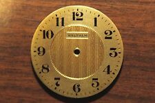 Waltham Pocket Watch 14s 7j (Model 1897) (Grade Export) - Face / Dial Part Fancy