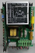 Hoist MOTORE campo REGOLATORE MK II Lift Control PCB hmfr / MB controllo ASCENSORE