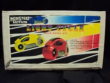 Monsters in Motion Light Cycle Resin Model Kit 1/12 Scale
