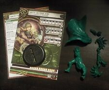 Privateer Press Warmachine & Hordes Circle Orboros Warlock Tanith the Feral Song