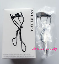 Authentic Japan Shu Uemura Makeup Eyelash Curler + Silicone rubber refill Pad