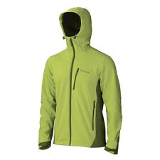 MARMOT ROM Men's Windstopper GORE TEX Softshell JACKET Lichen GREEN L New w Tags