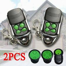 2 pcs Garage Door Remote Control For Merlin M842/M832/ M844 Prolift 230T/430R
