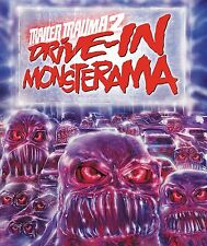 TRAILER TRAUMA 2: DRIVE-IN MONSTERAMA Blu-ray - 95 Horror Trailers!  NEW!