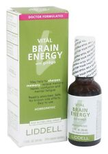 Liddell Laboratories - Vital Brain Energy with Ginkgo Homeopathic Oral Spray - 1