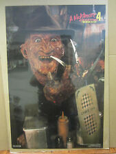 Vintage A Nightmare on Elm Street 4 Dream master movie poster 4587