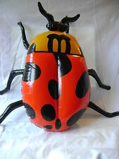NEW INFLATABLE LADYBIRD LADYBUG  INSECT FANCY DRESS PROP OR TOY MAXIM MX 25-108