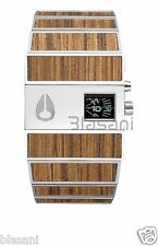 Nixon Original Rotolog A028-439 Teak Tone 35mm Watch