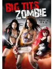 Big Tits Zombie [2D/3D] (DVD Used Very Good)