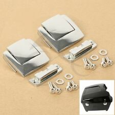 Tour Pack Pak Latches For Harley Touring Classic Electra Glide Ultra Razor 80-13