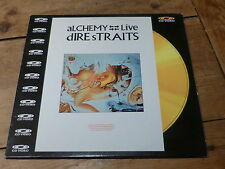 DIRE STRAITS - ALCHEMY LIVE !!!!!!!! RARE CD VIDEO !!!!!!!!!!!!!!!!!!!