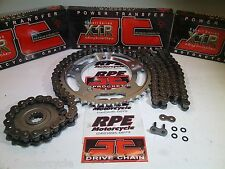 SUZUKI GSXR750 2000 - 2003 JT 525 X-Ring CHAIN AND SPROCKET KIT {OEM or CUSTOM}