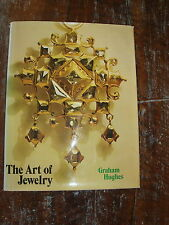 """THE ART OF JEWELRY"" by Graham Hughes - 1971"