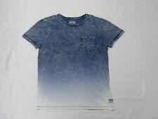 Billabong Indigo Dyed Fade Tee Shirt Large