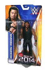 WWE WRESTLING BEST OF 2014 SERIES THE SHIELD SUPERSTAR ROMAN REIGNS