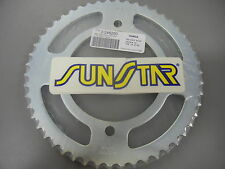 NOS Sunstar Honda Rear Steel Sprocket 1993-2008 TRX90 1987-1988 TRX125 2-246250
