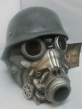 Chemical Warfare Gas Mask Bio Hazard Military Halloween Ghoulish Productions