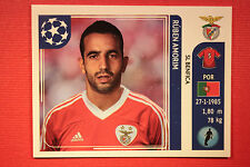 PANINI CHAMPIONS LEAGUE 2011/12 N 164 AMORIM BENFICA WITH BLACK BACK MINT!