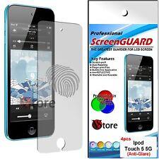 4 Pellicola Opaca Per Apple iPod TOUCH 5 5G Antiriflesso Antimpronta Pellicole
