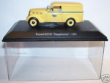 UNIVERSAL HOBBIES RENAULT R 2101 DAUPHINOISE 1963 POSTES POSTE PTT BOX occasion