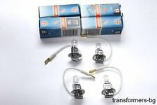 4 x Osram H3 HALOGEN Single Car Bulb 12V 55W HALOGEN 2 Pin 64151 Single Box