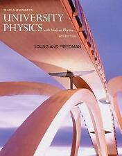 2-DAY SHIPPING | University Physics with Modern Physics (14th Edition, HARDCOVER
