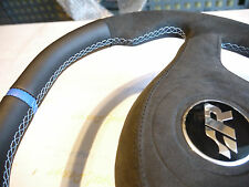 VW Golf MK4 R32 GT GTI Custom flat top & bottom reshaped steering wheel