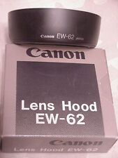 Canon EW-62 Lens Hood for EF 35-135mm f4-5.6 USM lens