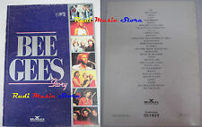 SPARTITO BEE GEES Story 1990 BMG FAD 223 italy cd mc dvd lp