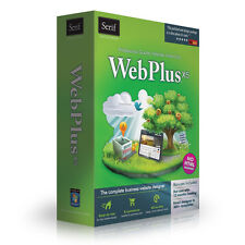 Serif WebPlus X5 - Professional Sites Made Easy -new hosting e-commerce SEO ^l^x