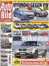 Auto-Bild - Heft 45/ 2011 - Automagazin