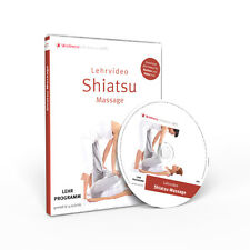 DVD Shiatsu-Massage (Lehrvideo) - inkl. Tablet-/Smartphone-Version