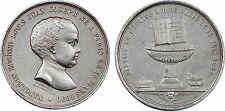 Second Empire, Baptême du Prince Impérial, 1856, Labouche, étain - 24