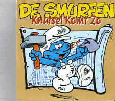 De Smurfen-Knutsel Komt Zo cd single