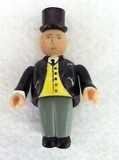 VERY RARE Wooden Thomas Train SIR TOPHAM HATT Articulated Moving Arms Legs
