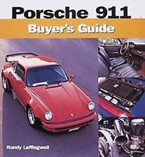 Buyer's Guide: Porsche 911 Buyer's Guide by Randy Leffingwell