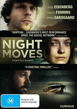 Night Moves (DVD, 2015)